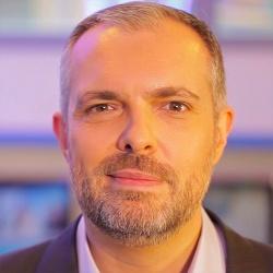 Vincent Roux - Présentateur