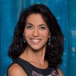 Sabine Quindou - Présentatrice