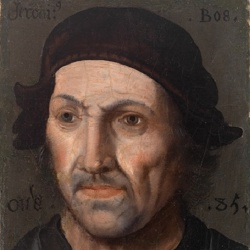 Jérôme Bosch - Artiste peintre