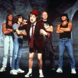 AC/DC - Groupe de Musique