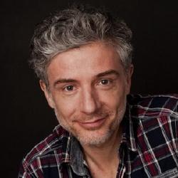Pierre Zéni - Présentateur