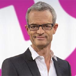 Patrick Fischer - Présentateur