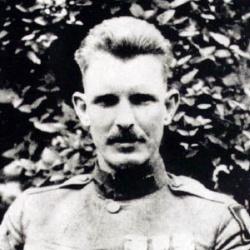 Alvin Cullum York - Militaire