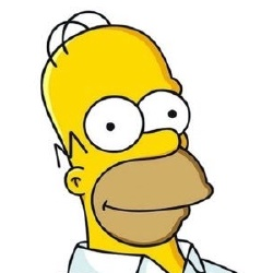 Homer Simpson - Personnage d'animation