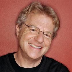 Jerry Springer - Acteur