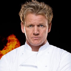 Gordon Ramsay - Chef cuisinier