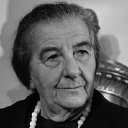 Golda Meir - Politique
