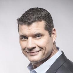 Bruno Cormerais - Présentateur