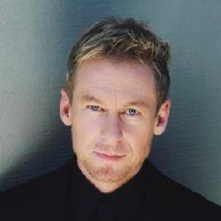 Richard Roxburgh - Acteur