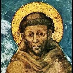 Saint François d'Assise - Personnalité religieuse