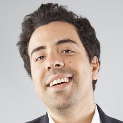 Abdel Alaoui - Présentateur