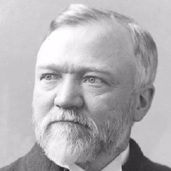 Andrew Carnegie - Homme d'affaire