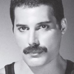 Freddie Mercury - Chanteur