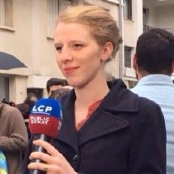 Elsa Mondin-Gava - Présentatrice