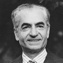 Mohammad Reza Pahlavi - Monarque