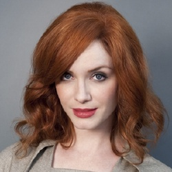 Christina Hendricks - Actrice
