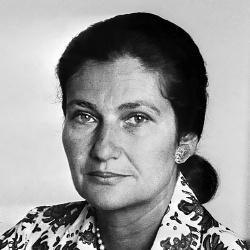 Simone Veil - Politique