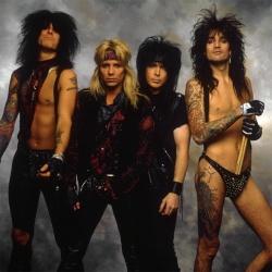 Mötley Crüe - Groupe de Musique