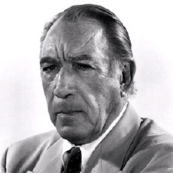 Anthony Quinn - Acteur