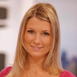 Sandrine Arcizet - Présentatrice
