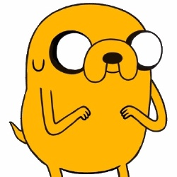 Jake le chien - Personnage d'animation