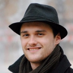 Alexandre Capron - Présentateur