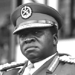 Idi Amin Dada - Dictateur