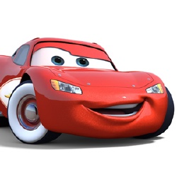 Flash McQueen - Personnage d'animation