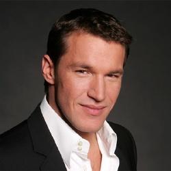 Benjamin Castaldi - Présentateur