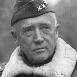 George Patton - Militaire