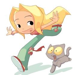 Lou - Personnage d'animation