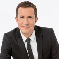 Grégoire Margotton - Présentateur