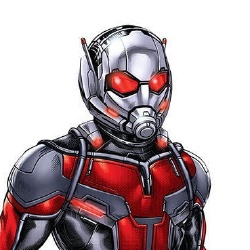 Ant-Man - Personnage d'animation