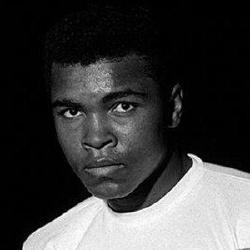 Mohamed Ali - Boxeur