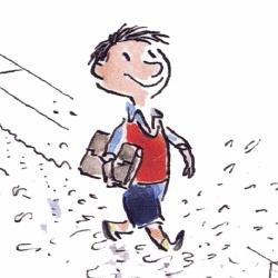 Le Petit Nicolas - Personnage d'animation