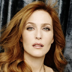 Gillian Anderson - Actrice