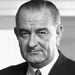 Lyndon Baines Johnson - Politique