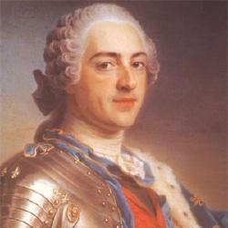 Louis XV - Roi