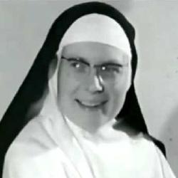 Sœur Sourire - Religieuse