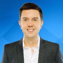 Maxime Switek - Présentateur