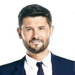 Christophe Beaugrand - Présentateur