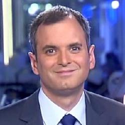 Damien Coquet - Présentateur