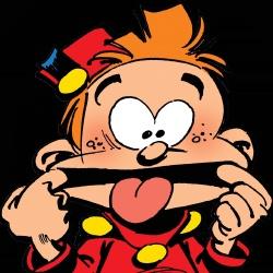 Le Petit Spirou - Personnage d'animation