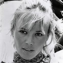 Anita Pallenberg - Actrice