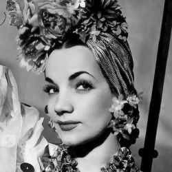 Carmen Miranda - Actrice