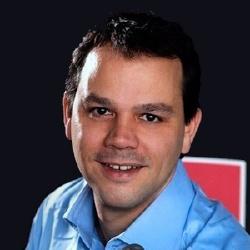 Marc Fauvelle - Présentateur