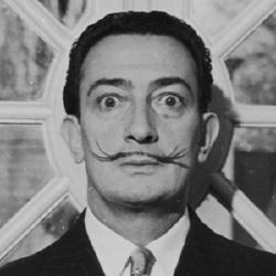 Salvador Dalí - Artiste peintre