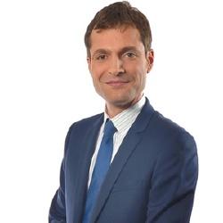 Grégoire Favet - Présentateur