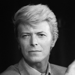 David Bowie - Chanteur