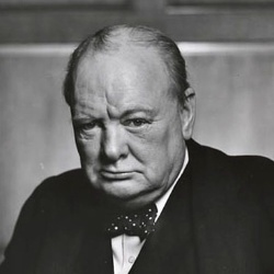 Winston Churchill - Politique